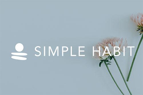 مدیتیشن و کاهش استرس با اپلیکیشن Simple Habit 1.36.7