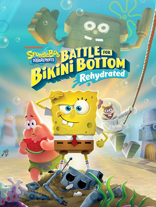 دانلود بازی SpongeBob SquarePants: Battle for Bikini Bottom
