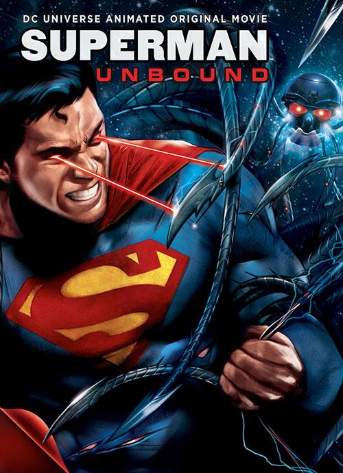 دانلود انیمیشن سوپرمن: بدون مرز با دوبله فارسی Superman: Unbound 2013
