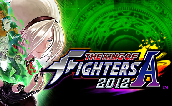 دانلود بازی The King of Fighters-A 2012 v1.0.8