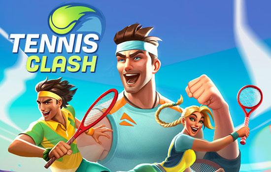 دانلود بازی آنلاین Tennis Clash 2.1.2