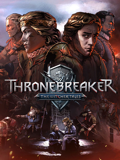 دانلود بازی Thronebreaker: The Witcher Tales