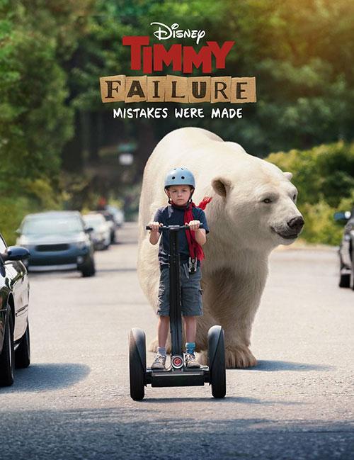 دانلود فیلم تیمی فیلیر: اشتباهاتی اتفاق افتاد Timmy Failure: Mistakes Were Made 2020