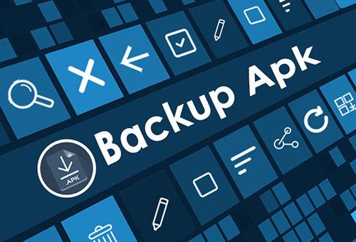 دانلود اپلیکیشن پشتیبان گیر Backup Apk: Extract Apk 1.3.1