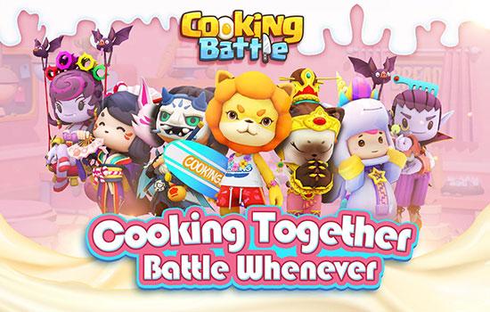 دانلود بازی آنلاین Cooking Battle! 0.9.3.1