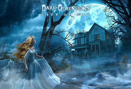 دانلود بازی Dark Dimensions: City of Fog Collector's Edition