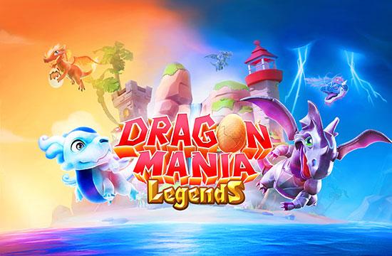 دانلود بازی آنلاین Dragon Mania Legends 5.4.1b