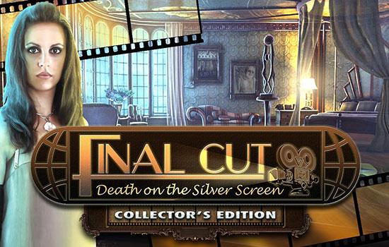دانلود بازی Final Cut: Death on the Silver Screen Collector's Edition