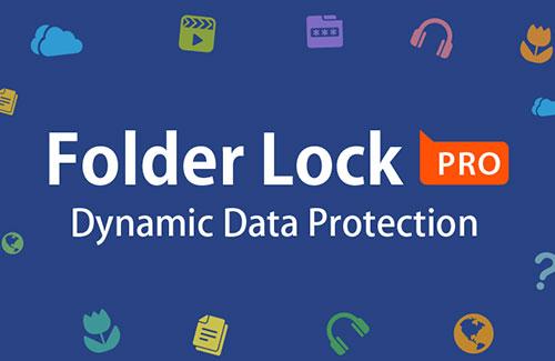 دانلود اپلیکیشن فولدر لاک Folder Lock Pro 2.4.7