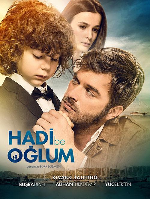 دانلود فیلم تو میتونی پسرم با دوبله فارسی Hadi Be Oglum 2018