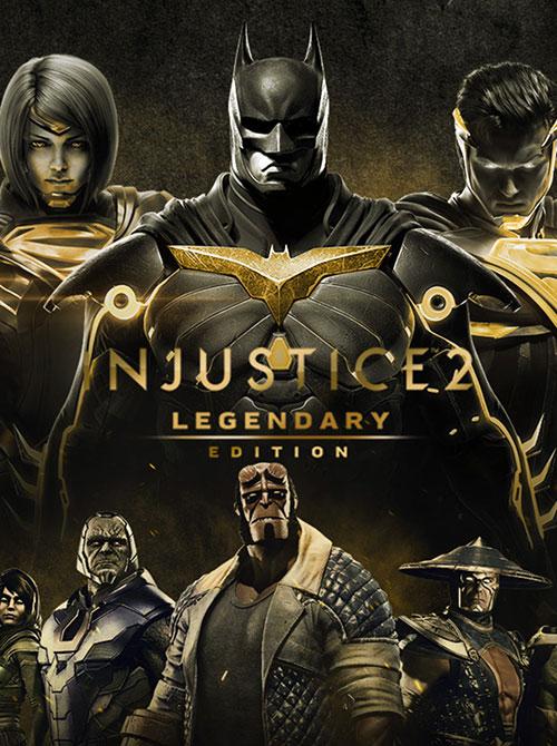 دانلود بازی آنلاین Injustice 2 v4.0.0