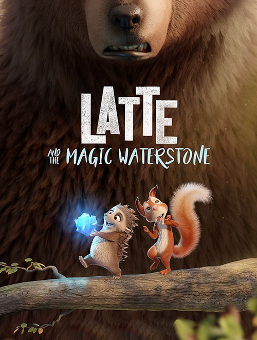 دانلود انیمیشن Latte and the Magic Waterstone 2020