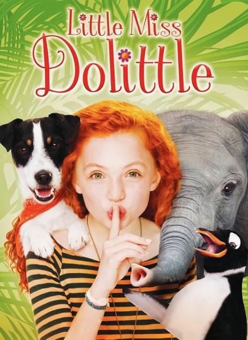 دانلود دوبله فارسی فیلم Little Miss Dolittle 2018