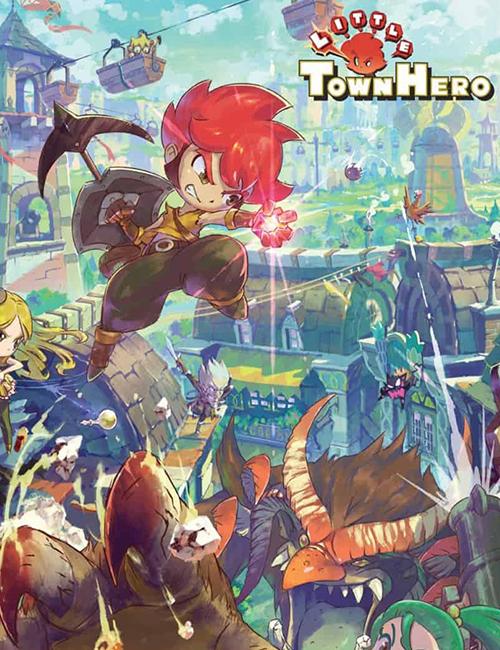 دانلود بازی Little Town Hero