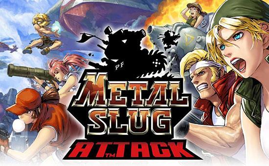 دانلود بازی آنلاین Metal Slug Attack 5.7.0