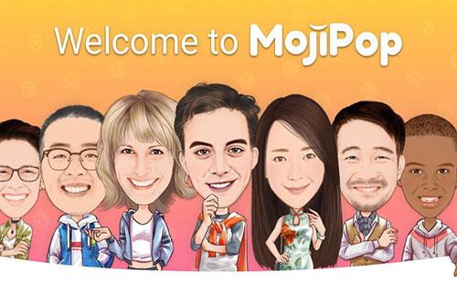 ساخت استیکر با اپلیکیشن MojiPop 2.3.3.7