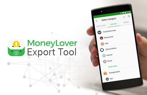 مدیریت هزینه ها با اپلیکیشن Money Lover 4.1.18.2020062910