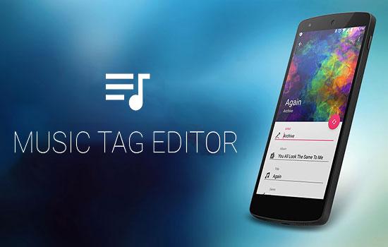 ویرایش اطلاعات موزیک با اپلیکیشن Music Tag Editor 3.0
