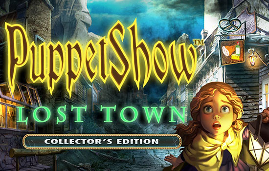 دانلود بازی PuppetShow 3: Lost Town Collector's Edition