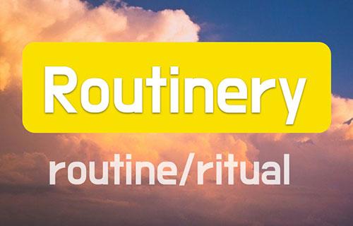 رفع عادات بد با اپلیکیشن Routinery: Ritual/Routine 3.5.32