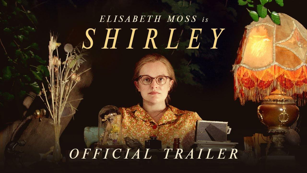 دانلود فیلم شرلی به دوبله فارسی Shirley 2020