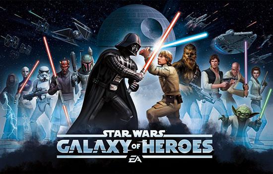 دانلود بازی آنلاین Star Wars: Galaxy of Heroes 0.19.573400