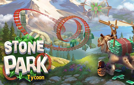 دانلود بازی Stone Park: Prehistoric Tycoon 1.2.7