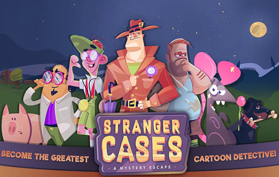 دانلود بازی Stranger Cases: A Mystery Escape 1.13