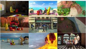 دانلود انیمیشن جزیره لارو The Larva Island Movie 2020