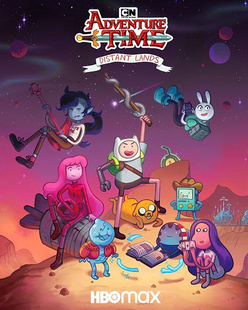 وقت ماجراجویی: سرزمین دوردست Adventure Time: Distant Lands 2020