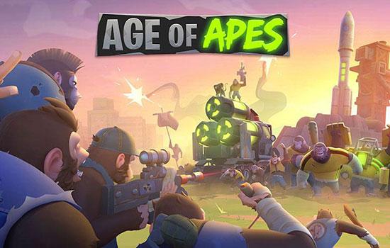 دانلود بازی آنلاین Age of Apes 0.16.2