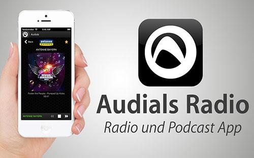 دانلود اپلیکیشن رادیو اینترنتی Audials Radio Pro 8.7.3