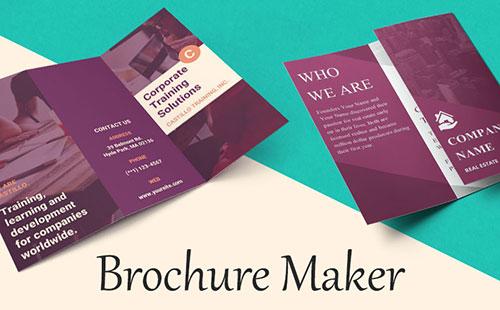 ساخت کاتالوگ با اپلیکیشن Brochure Maker v3.2
