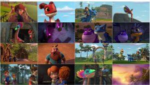 ناجیان اژدها سوار: اسرار موسیق اژدر Dragons: Rescue Riders: Secrets of the Songwing 2020