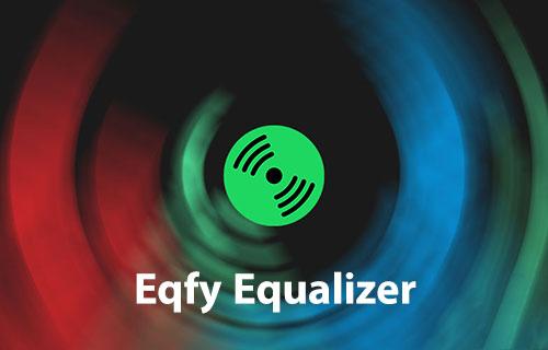 دانلود اپلیکیشن اکولایزر Eqfy Equalizer 1.1.9