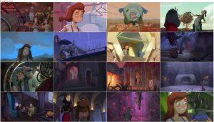 دانلود انیمیشن داستان جینجر با دوبله فارسی Ginger's Tale 2020