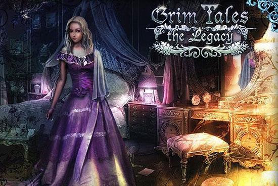 دانلود بازی Grim Tales 2: The Legacy Collector's Edition