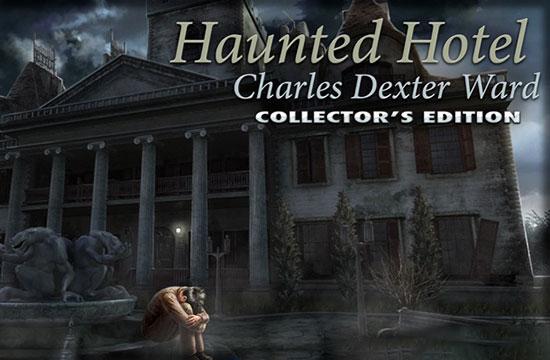 دانلود بازی Haunted Hotel 4: Charles Dexter Ward Collector's Edition