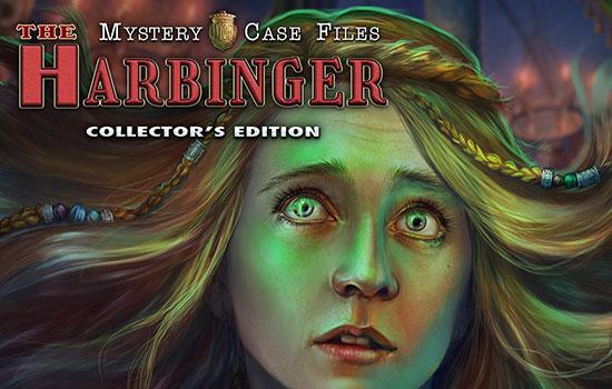 دانلود بازی Mystery Case Files 21: The Harbinger Collector's Edition