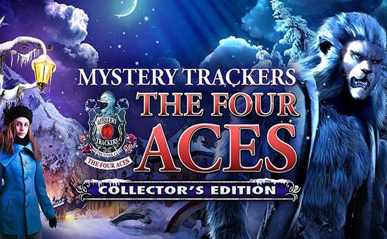 دانلود بازی Mystery Trackers 4: Four Aces Collector's Edition