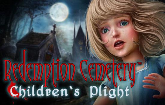 دانلود بازی Redemption Cemetery 2: Children's Plight Collector's Edition