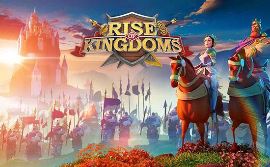 دانلود بازی آنلاین Rise of Kingdoms: Lost Crusade 1.0.36.17