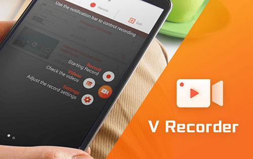 ضبط و ویرایش ویدئو با اپلیکیشن V Recorder Editor 3.8.0