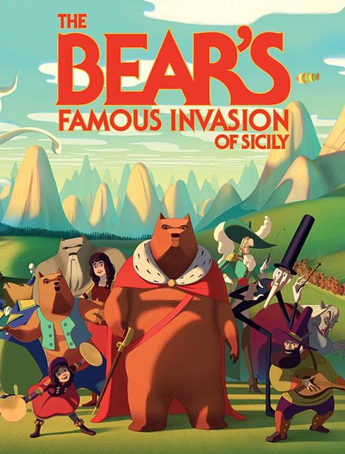 یورش معروف خرس ها به سیسیلی The Bears' Famous Invasion of Sicily 2019