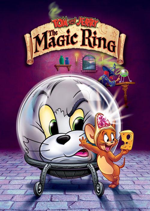 دانلود انیمیشن تام و جری: حلقه سحرآمیز Tom and Jerry: The Magic Ring 2002
