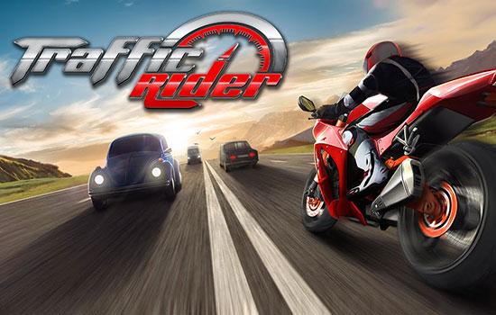 دانلود بازی Traffic Rider v1.70