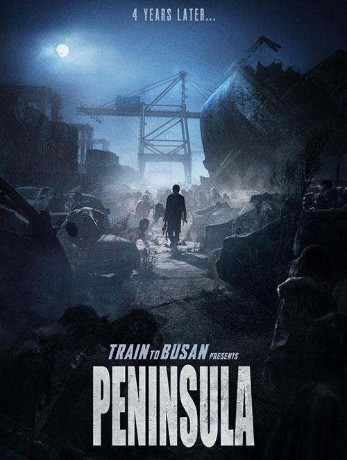 دانلود فیلم قطار بوسان ۲: شبه جزیره Train to Busan 2: Peninsula 2020