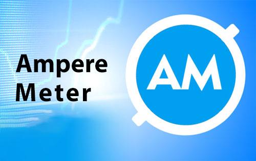 محافظت از باتری با اپلیکیشن Ampere Meter 2.3.1
