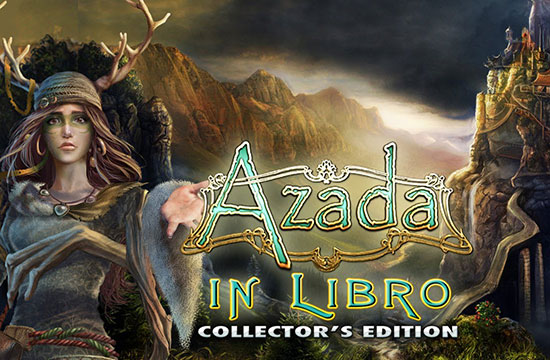 دانلود بازی Azada 3: In Libro Collector's Edition