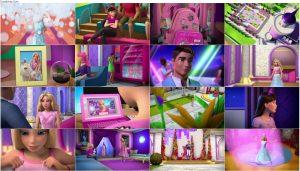 دانلود انیمیشن ماجراجویی پرنسس باربی Barbie Princess Adventure 2020